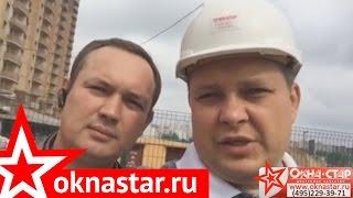 видео установка пластиковых окон в Подольске