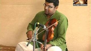 Carnatic concert appreciation DVD Clip 2