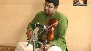 Carnatic concert appreciation DVD Clip 2