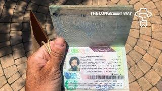 Waiting in Armenia - June 25th 2018: Iranian Visa And Sushi