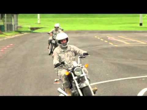 Motorcycle Safety US Army Reserve-Puerto Rico