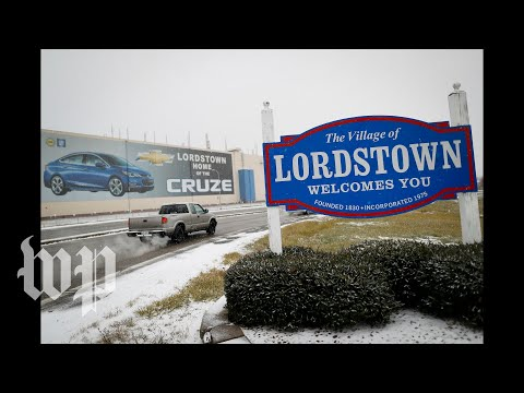 'Everyone is in shock': Ohio community reacts to GM plant closure