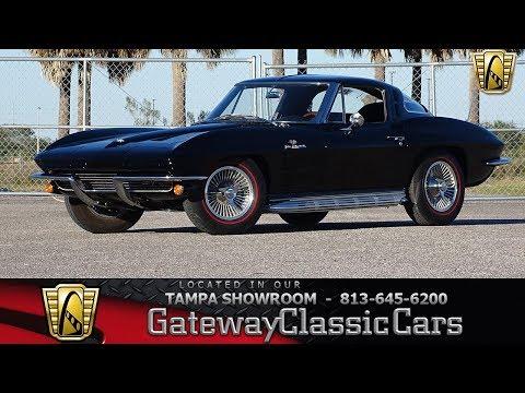 1963 Chevrolet Corvette -  Stock: #1401-TPA
