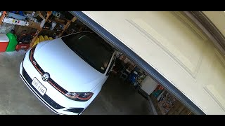 homepage tile video photo for LastHumansHomeLife: Garage Door Results and Finishing Touch