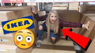 WHAT HAPPENED IN IKEA, STAYS IN IKEA..!!!  ( i love this vlog )