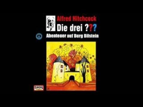 B1 Die drei Fragezeichen Abenteuer auf Burg Bilstein (alte Version) + outtakes