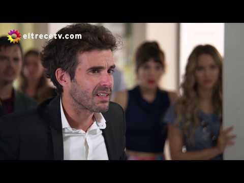 La reacción de Ámbar y Lara al ver a Renzo y a Mateo juntos