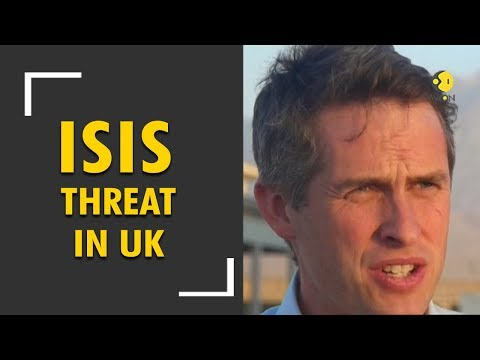 US Defence minister warns of ISIS threat in UK