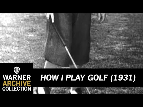 Bobby Jones Golf Shorts (Preview Clip)