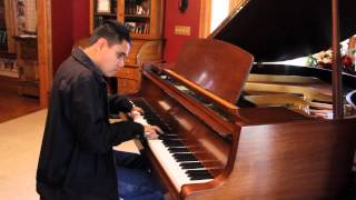 Bon Jovi - You Give Love A Bad Name - Piano Cover By Blind Musical Prodigy Kuha
