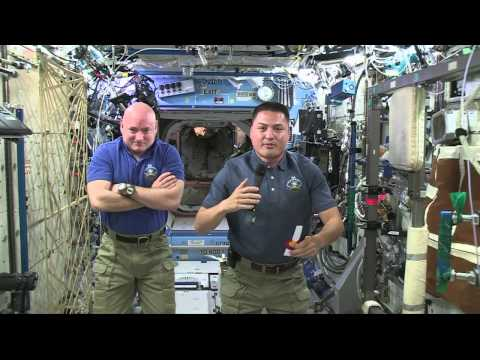 International Space Station Crew Members Discuss Life in Space with Denver Colorado Media