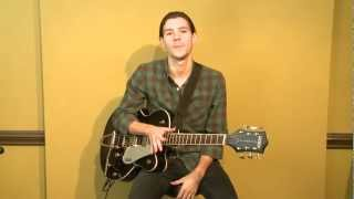 """""""Won Me Over"""" - FREEDOM HOUSE WORSHIP // Count You Everything // Tutorial - Electric Guitar"""
