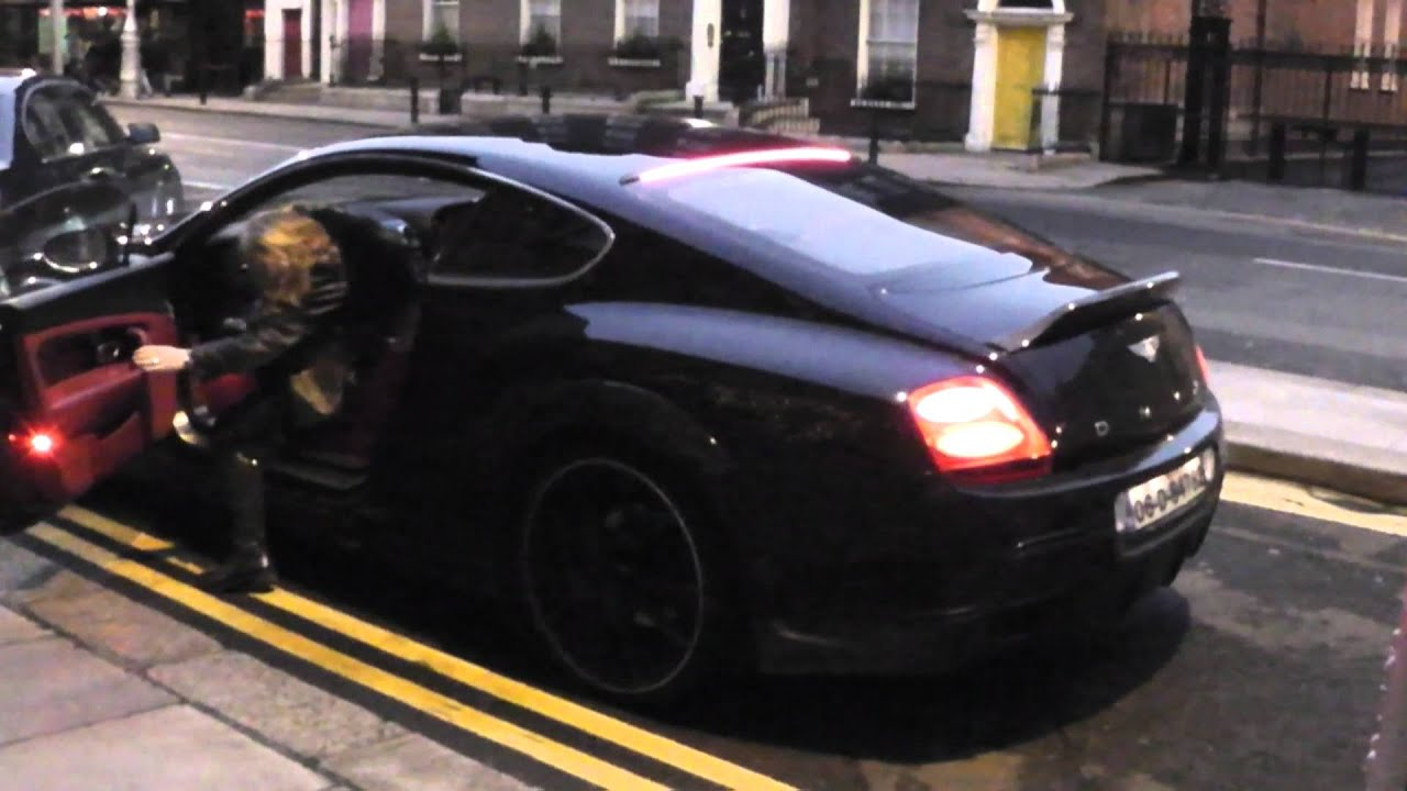 changes a gt bentley for continental price