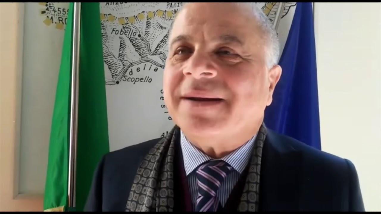 Istituto Famigliare di Melito di Porto Salvo  a Domodossola nella sala storica della Resistenza 2019