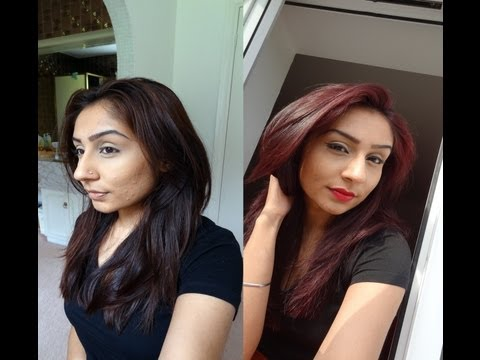 how-to:-from-brown-hair-to-cherry-red-(la-riche-directions-rubine)