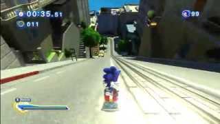 Sonic Generations: City Escape (Modern / No Boosts) [1080 HD]