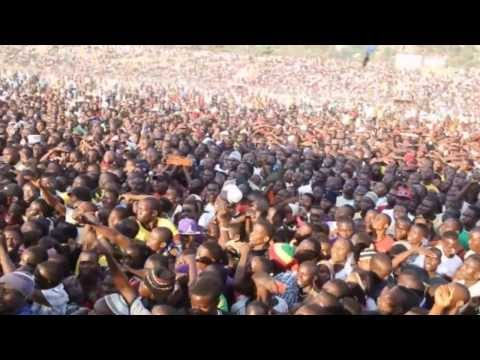 DIAMOND PLATNUMZ LIVE IN MWANZA Travel Video