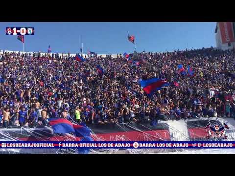 LOS DE ABAJO - U DE CHILE 1 vs IQUIQUE 0 - DÉCIMO QUINTA FECHA [09/12/17]