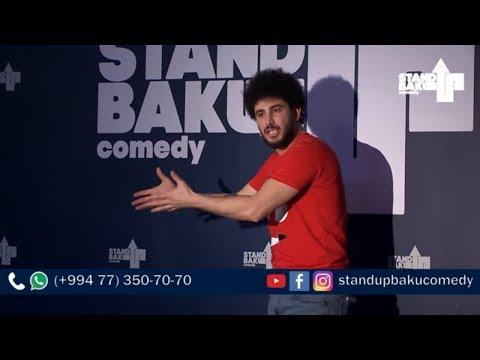 Ülvi Həsənli (Stand UP 27-ci şou)