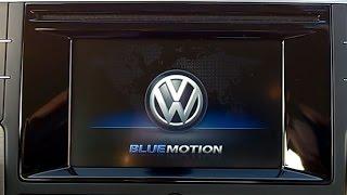 VW Sportsvan, MY2016 - Composition Colour startup logo change - sprememba zagonskega loga