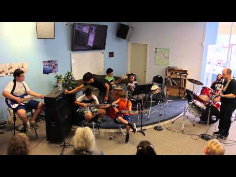 Music Masters Summer Camps Week Five Performance