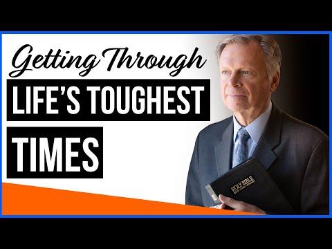 "(SDA Sermons) Mark Finley - ""Getting Through Life's Toughest Times"" - 2019"