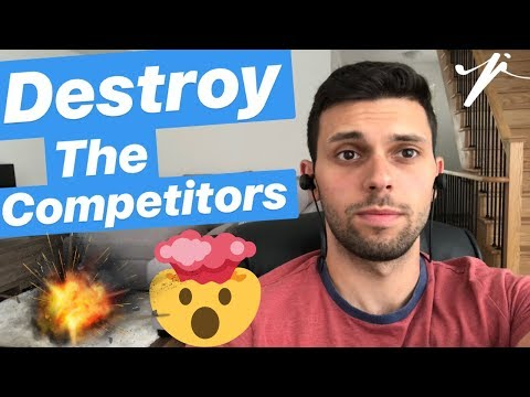 How To DOMINATE Your Competitors on Amazon FBA