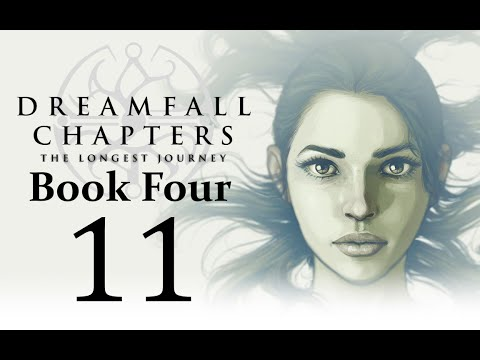 Let's Play Dreamfall Chapters Book Four: Revelations Part 11 - Administrator's Office
