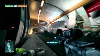 Battlefield 3: Operation Metro Multiplayer Gameplay Trailer (E3)