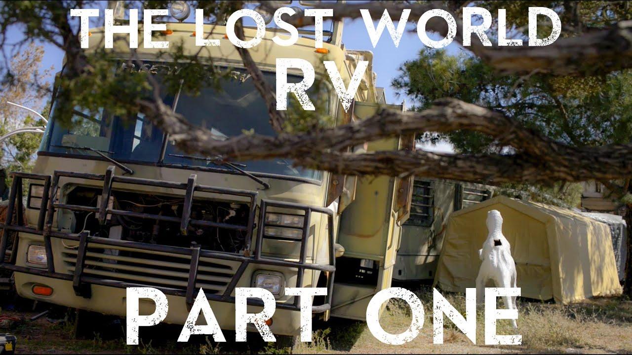 Jurassic Park Rv Restoration Part 1 Youtube