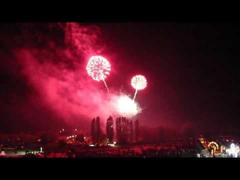 Tűzijáték verseny Pilsen - Cseh csapat