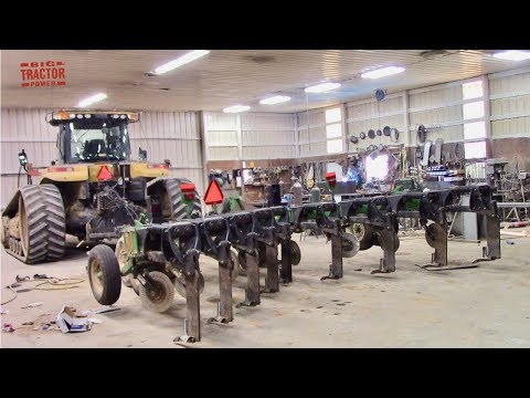 FARM SHOP TIME | Fall Tillage Equipment Repairs