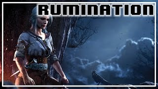Rumination Analysis on Witcher 3 The Wild Hunt