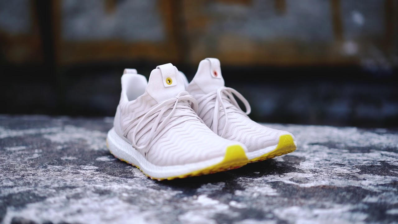 competitive price 74a17 e1b3b AKOG x Adidas Ultra Boost // on feet
