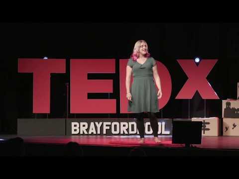 Healthy weight, unhealthy mind: Embracing your set point | Zoe Burnett | TEDxBrayfordPool