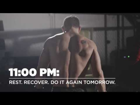 A Day In Fight Camp: Chris Weidman