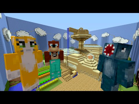 Minecraft xbox - Hide And Seek - Stampylonghead House