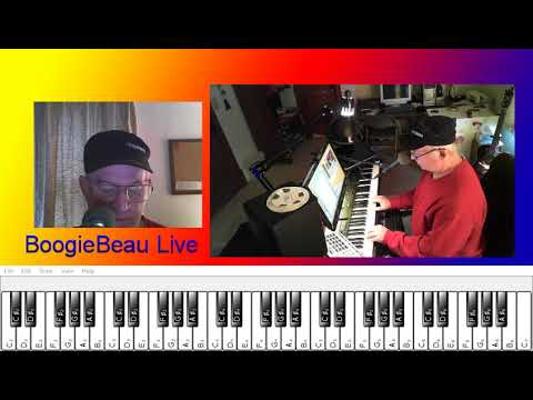 How To Play You Got Lucky On The Electronic Keyboard Youtube