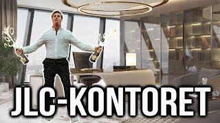 VI ÖVERRASKAR JONAS MED ETT HELT NYTT KONTOR.