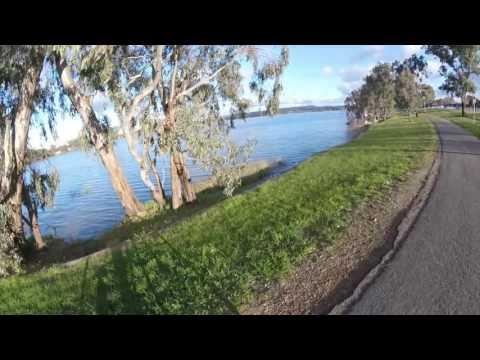 Wagga Wagga - Going to Lake Albert Trail