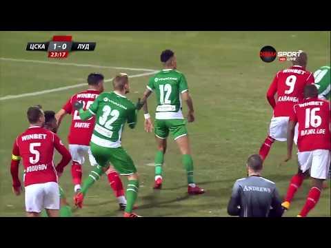 ЦСКА - Лудогорец 2:1 /след продължения/