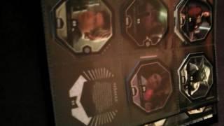 Моя коллекция карточек Star wars