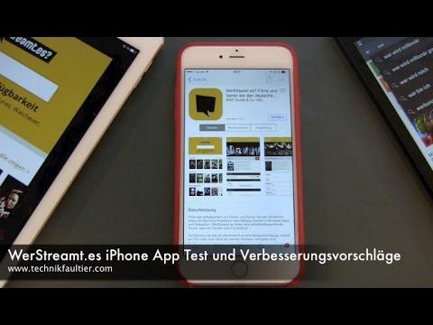 Iphone App Test