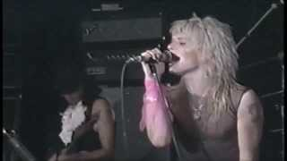 Hanoi Rocks  - I Feel Allright @ Marquee 1983 HQ
