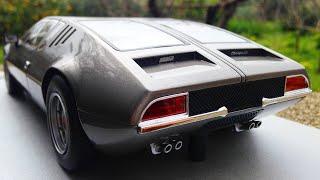 1:18 De Tomaso Mangusta 1967 by Tecnomodel