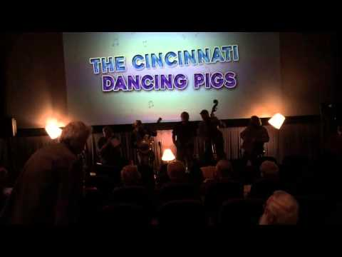 Cincinnati Dancing Pigs play