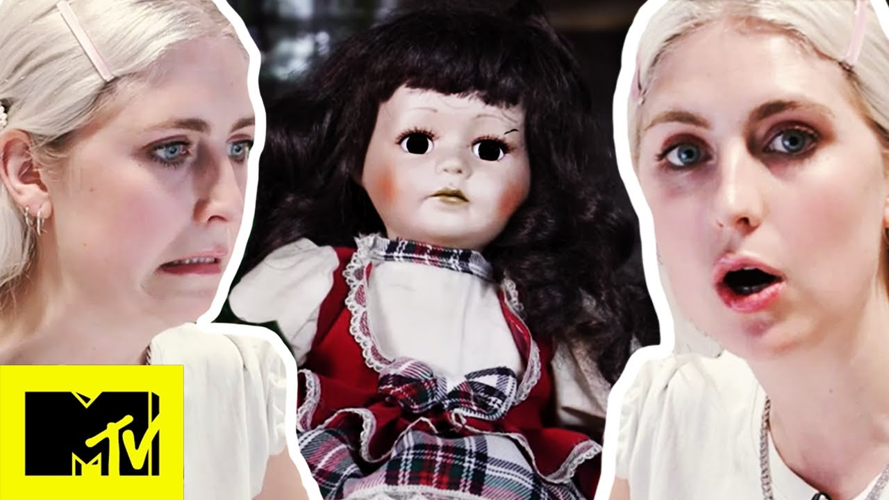 I Bought A Haunted Doll From Ebay Lived With It For A Week Youtube