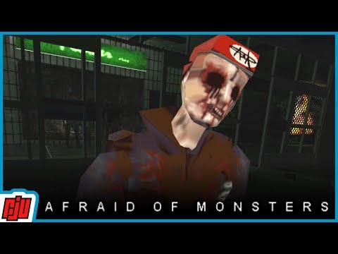Afraid Of Monsters Part 4 | Indie Horror Game | PC Gameplay Walkthrough