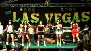 LAS VEGAS. Trouble is a Friend Live in GHORA
