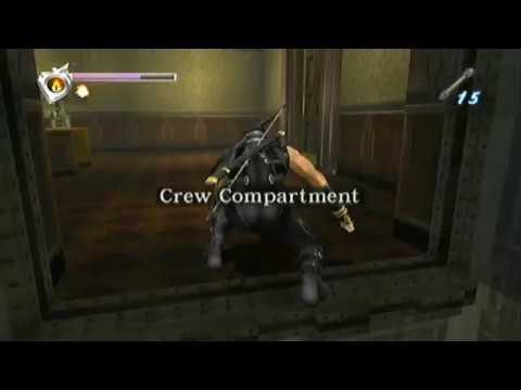 Ninja Gaiden 2004 Softlock Out Of Bounds Glitch Youtube